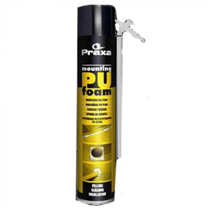 Полиуретанова пяна praxa 750мл