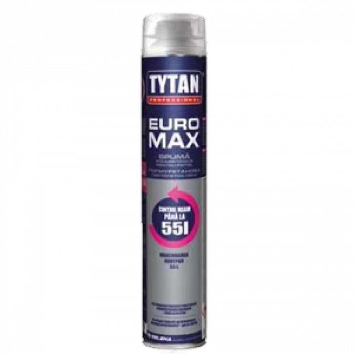 Полиуретанова пяна tytan пистолетна 55л