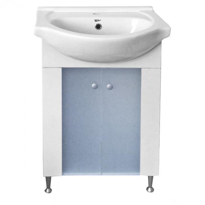 Шкаф за баня с мивка ПРОМО, долен