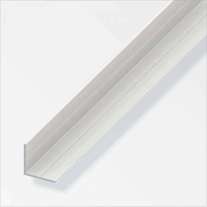 PVC ъглов профил 15.5 бял