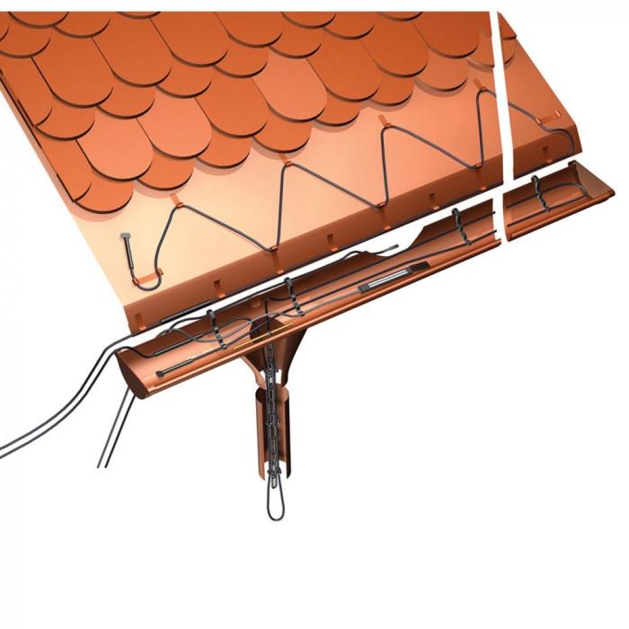Двужилни нагревателни кабелиADPSV / 53.5м