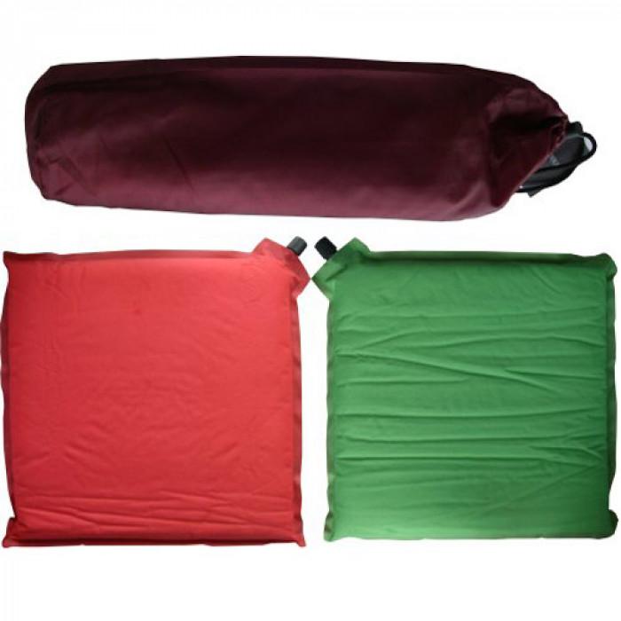 Самонадувна възглавница с размери 43х30х3 см
