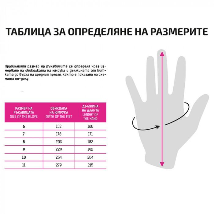 Безшевни ръкавици латекс B-Wolf Pavalan 600800 размер 10