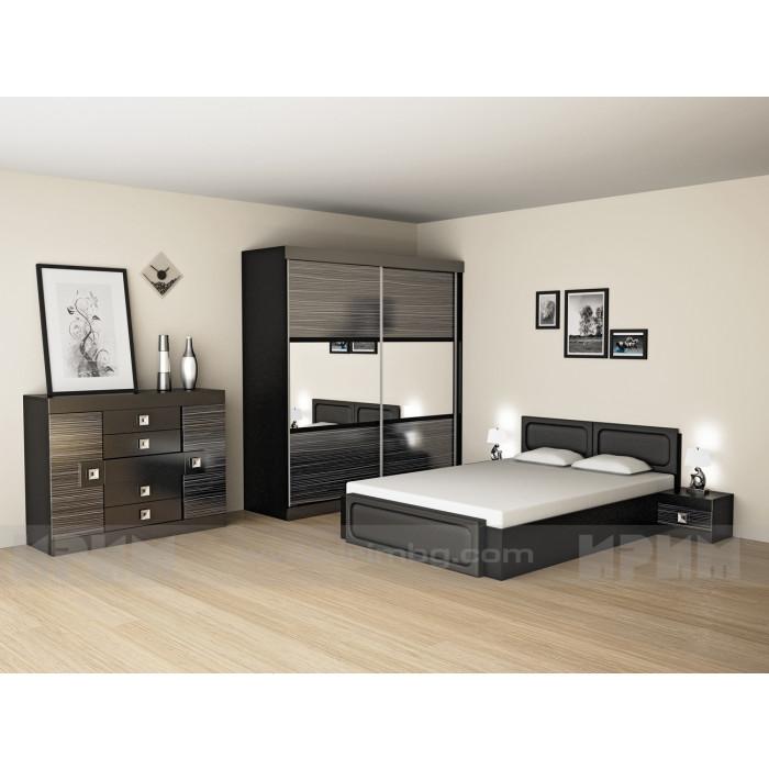 Спалня Артемида 2 в 1 с легло с матрак
