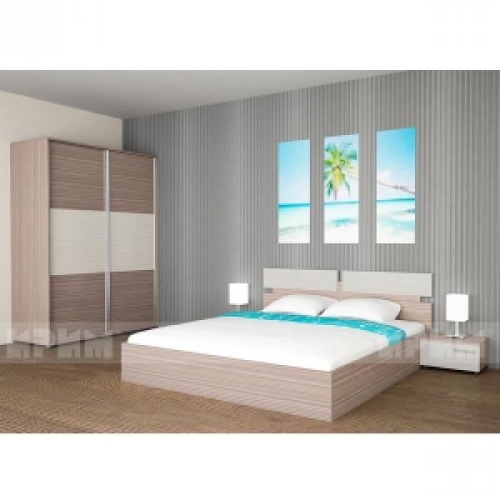 Спалня Карина 1600х2000 мм без матрак
