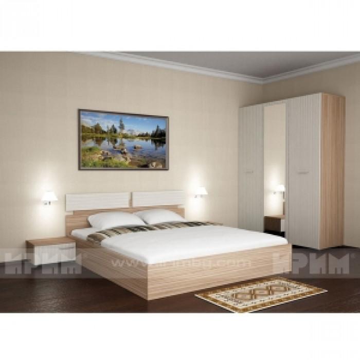 Спалня Лара 1600х2000 мм с матрак
