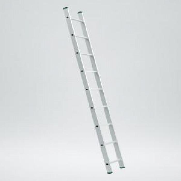 Алуминиева стълба 1 рамо с 9 стъпала