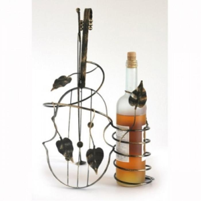 Стойка за бутилка цигулка
