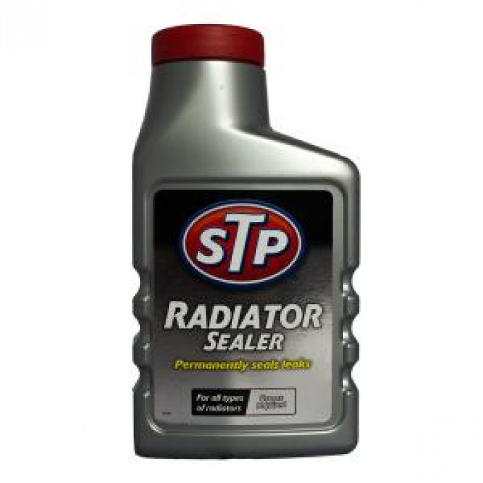 Stp добавка за спиране на течове по охладителната система 300 мл