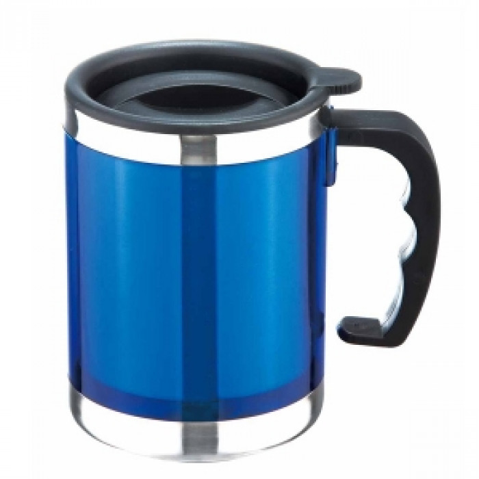 Термос чаша MAGICOOK - син