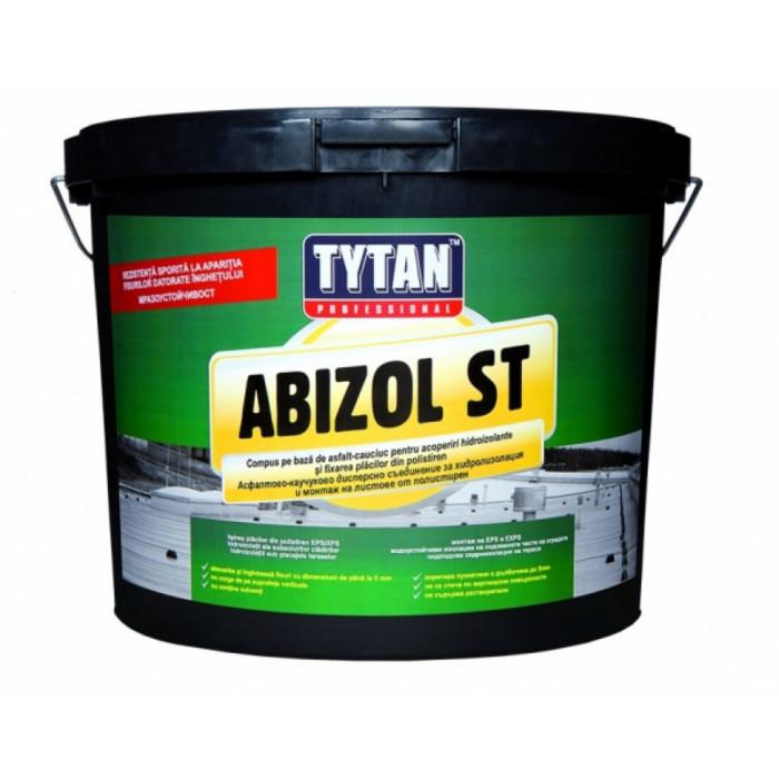 Битумна хидроизолация на водна основа Tytan Professional Abizol ST