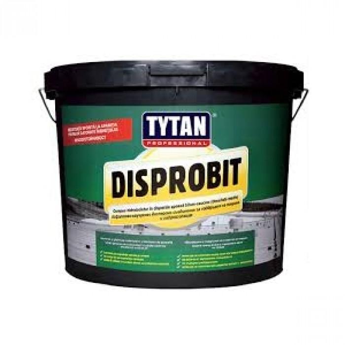 Битумна хидроизолация на водна основа Tytan Professional Disprobit
