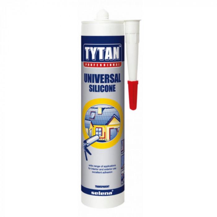 Универсален силикон Tytan Professional черен 280мл