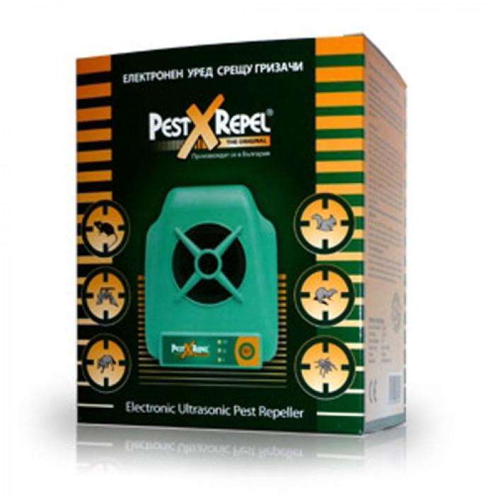 Уред за борба с гризачи-кучета-котки r-220 6 ултразвуков електр