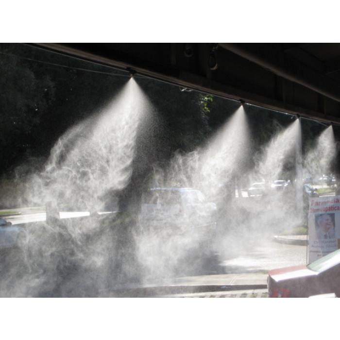 Водна мъгла за охлаждане с помпа