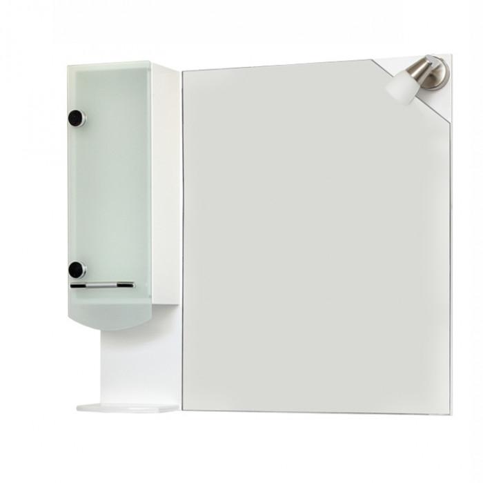 Водоустойчив PVC шкаф с огледало №122