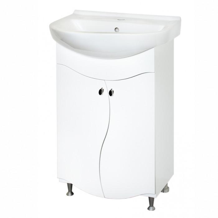 Шкаф за баня с мивка Тринити, долен