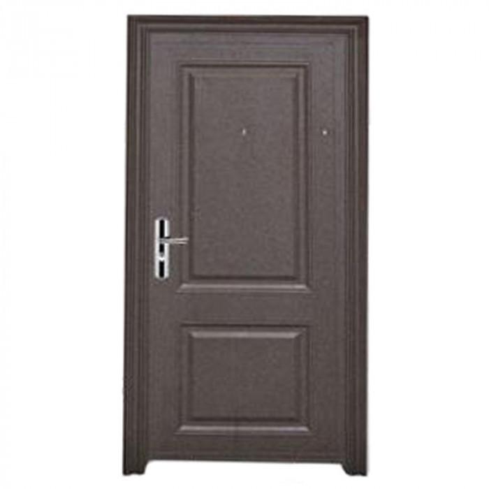 Врата метална външна S8039 шагрен дясна 200*90*5см