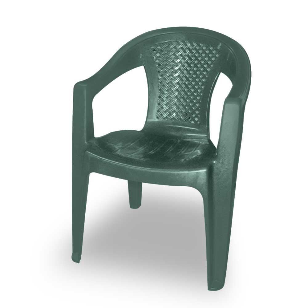 Стол PVC градински  зелен