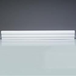 XPS Корниз Format 06504А бял 20x60мм