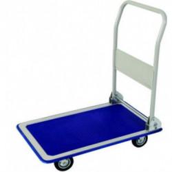 Ръчна товарна количка с платформа