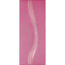 Стенни декоративни плочки 200x500 Елемент 2 лилави