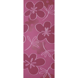 Стенни декоративни плочки 200 x 500 Елемент 3 лилави