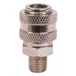 Пневматичен накрайник бърза връзка 1/4M RAIDER QC04