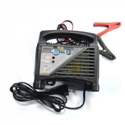 Зарядно за акумулатор 4AMP/12V TUV/GS CE RoHS