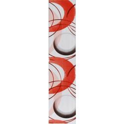 Фриз 65x300 Осака нова червен