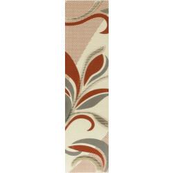 Плочки за стенна декорация / фриз 60x250 Царин червени
