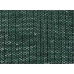 Строителна оградна мрежа - засенчваща мрежа (GREEN SCREEN) - 1,5 x100 м