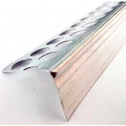 Ъгъл алуминиев 2.5м полу