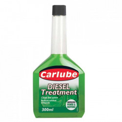 Добавка за дизелово гориво Carlube Diesel Treatment 300мл