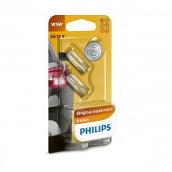 Сигнални крушки Philips 12V W5W блистер