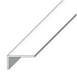 PVC ъглов профил 25х20 бял