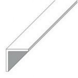 PVC ъглов профил 25х25 бял
