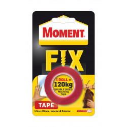 Двойнолепяща лента Moment Fix Tape 120кг