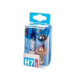 Резервен комплект светлини за кола 12V / H7