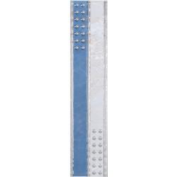 Плочки за стенна декорация / фриз 50x250 Кора комфорт сини