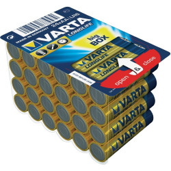 БАТЕРИЯ АЛКАЛНА VARTA LONGLIFE EXTRA  BIG BOX  24бр.  AA