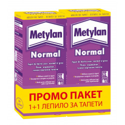 Лепило за тапети Metylan Normal 2 x 125 гр