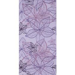 Стенни декоративни плочки IJ 250 x 500 Изола цветя лилави