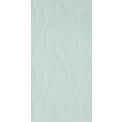 Стенни фаянсови плочки IJ 250 x 500 Изола вълни светлозелени