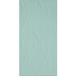 Стенни плочки IJ 250 x 500 Изола вълни зелени
