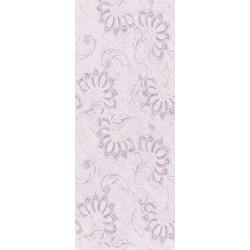 Стенни декоративни плочки IJ 200 x 500 Ажур листа светлорозови