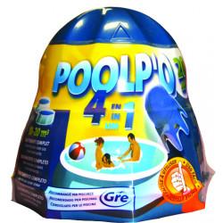Мултифункционален препарат за басейни Poolp`O 4в1 таблетка