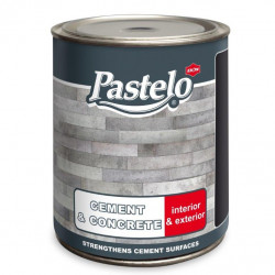 Боя за циментови повърхности Пастело 0,650л