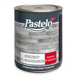 Боя за циментови повърхности Пастело 2,25л