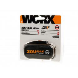Акумулаторна батерия WORX WA3553 20V